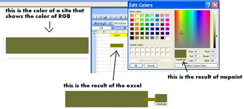 matlab text color excel color cell based on rgb value excel using