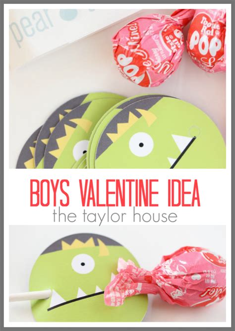 boys valentines gifts boys idea and teachers gift the house
