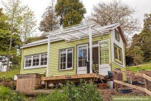How To Build Small House by Building Our Tiny Home Named Lucy