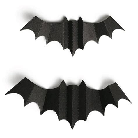 lifestyle crafts halloween die cutting template bats