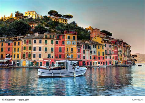 Tiny Tiny Houses by Portofino Italy Half Moon Shaped Playground Of Rich And