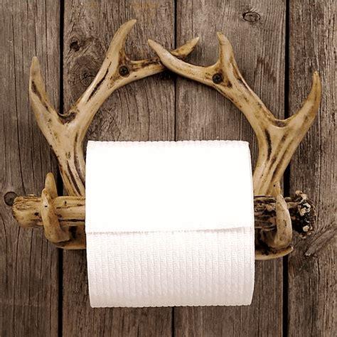 Antler Bathroom Accessories Antler Toilet Paper Holder