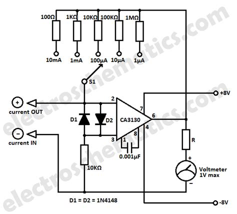current build up in inductor gt circuits gt lc meter circuit coil capacitor meter l42948 next gr