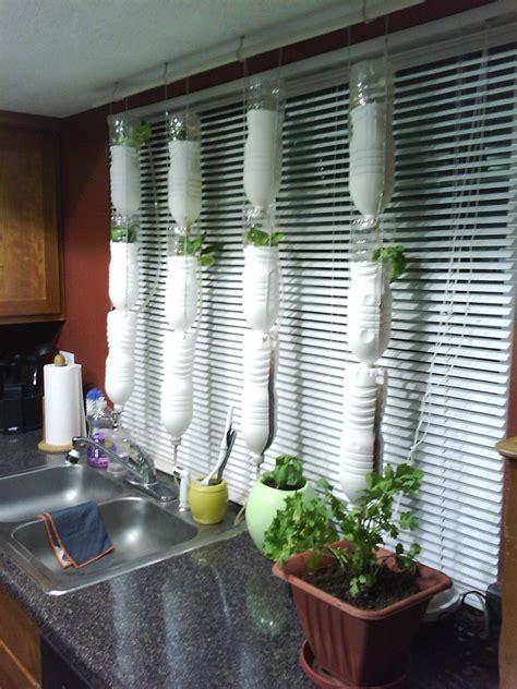 my vertical window farm gardening farming