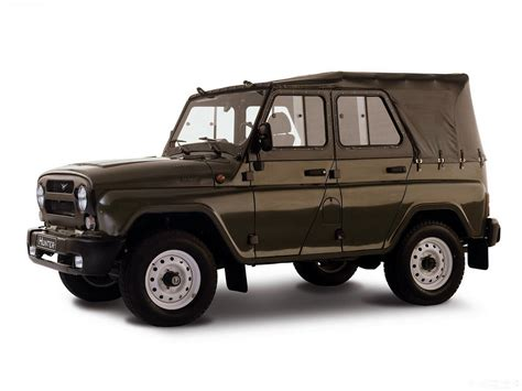Uaz Hunter Wallpaper 1024x768 916