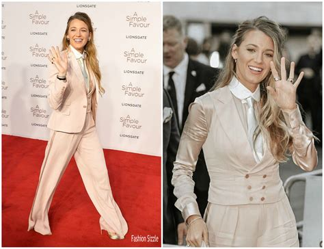 blake lively  ralph lauren collection   simple