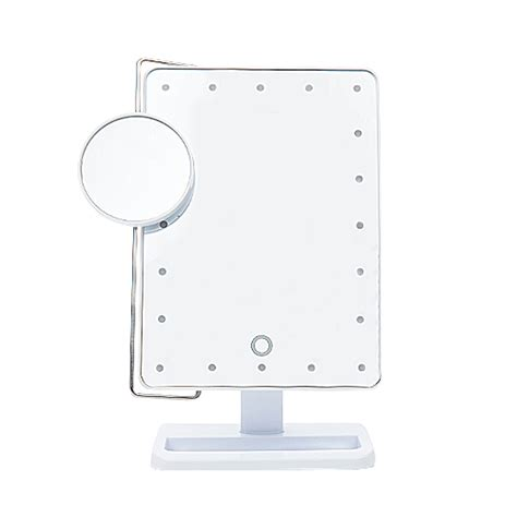 wholesale lighted makeup mirrors buy wholesale lighted makeup mirror 10x from china