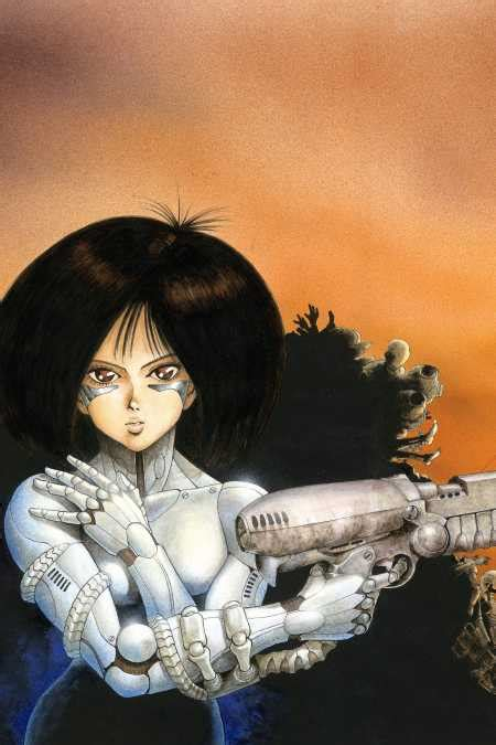 battle alita deluxe edition 1 kodansha comics
