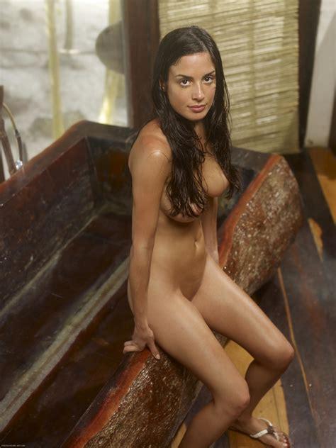 Muriel Nude In Photos From Hegre Art
