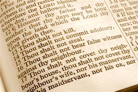 last respects books 10 commandments