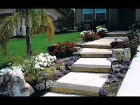 front yard landscaping stairs front yard landscaping ideas