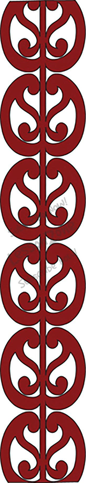 maori clipart maori border designs clip 36