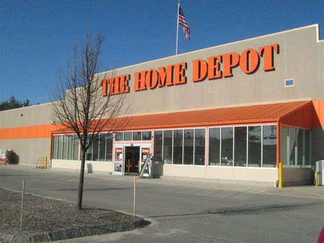 panoramio photo of home depot windham