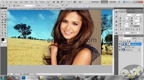 tutorial photoshop urdu masking hair photoshop urdu tutorial by emadresa com