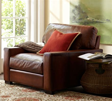 pottery barn recliners pottery barn turner chair giveaway