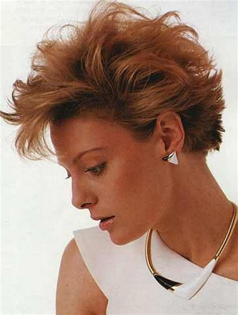 hair styles for wome in their 80s 80s short hairstyles for women