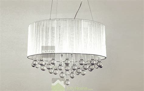 White Chandelier With Shades Chandelier Chandeliers With Large White Shade Modern Pendant Lighting Other By