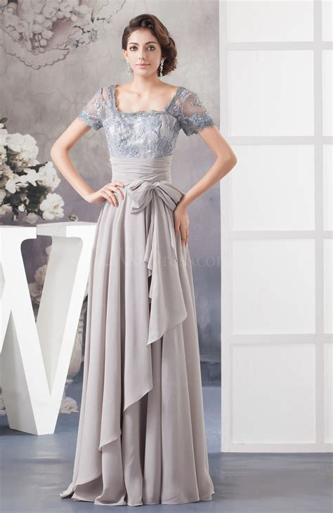 lace evening dress  sleeves classy chic amazing