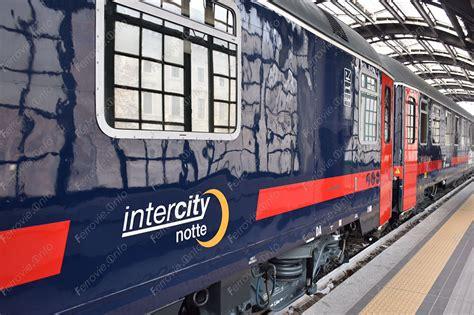Carrozza Intercity Ferrovie Info Ferrovie Altre Due Carrozze Cuccette