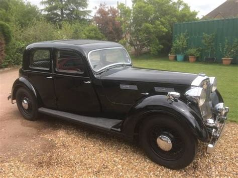 land rover 1940 1940 rover 20 sports saloon sold car and