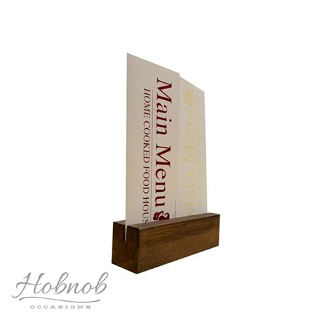 wooden table number holders wooden table number holders