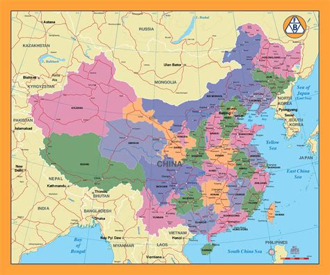 map of cities 2018 china city maps maps of major cities in china