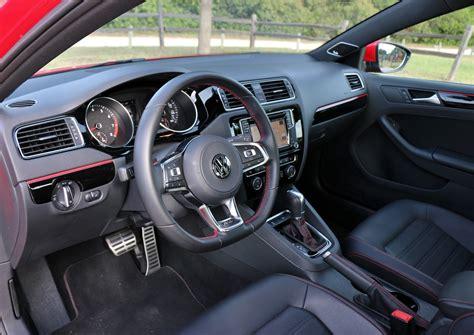 volkswagen jetta 2017 interior 2017 volkswagen jetta gli test drive review autonation