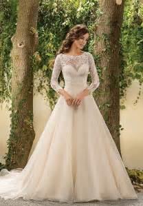 sleeve white lace wedding dress 25 best ideas about lace sleeve wedding dress on