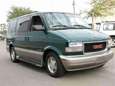 auto air conditioning service 2001 gmc safari parental controls find used 2001 gmc safari sle extended passenger van 3 door 4 3l in gainesville florida united