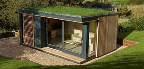 Types Of Roofs For Sheds by Green Roof Shed