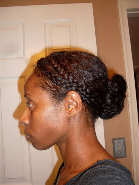 how to quick cute easy protective style on short simple and quick protective styles hairscapades