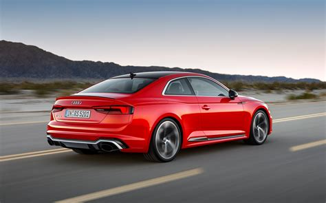 Audi Rs 5 by The Clarkson Review 2017 Audi Rs 5 Coup 233