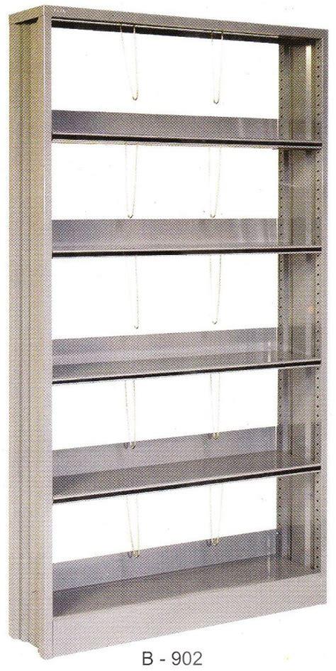 Rak Besi Perpustakaan rak buku perpustakaan 902 daftar harga jual alat