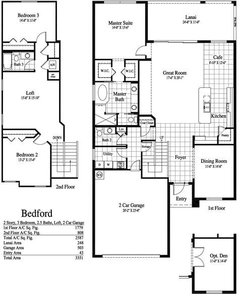 floor plan sles bonita springs home sales quot the bedford quot