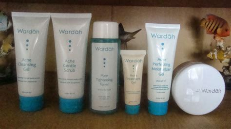 Wardah Acnes Series ssilverly review wardah skincare makeup bodycare