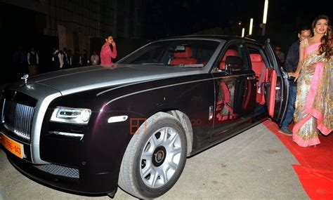 roll royce celebrity priyanka chopra s rolls royce ghost celebrity cars india