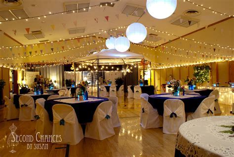 Second Chances by Susan: Shabby Chic Wedding Reception