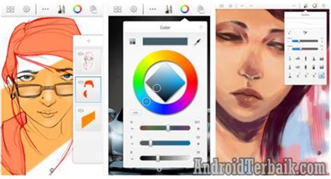 sketchbook express apk aplikasi android desain terbaik untuk para kreator