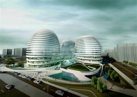 zaha hadid architecture galaxy soho by zaha hadid architects