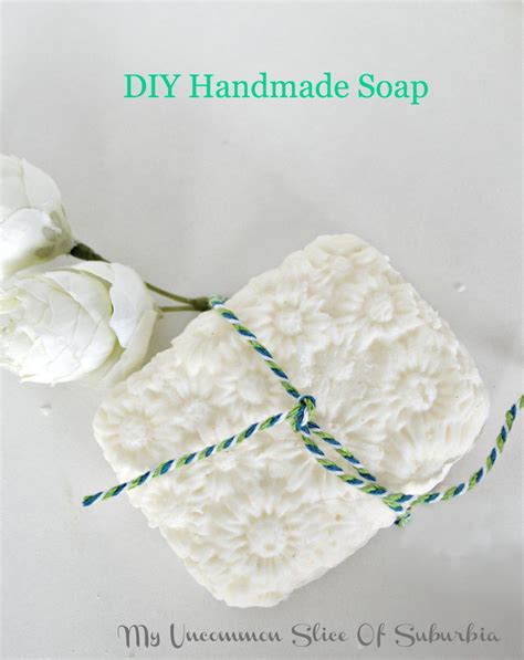 Diy Handmade Soap - make your own soaps the easy way