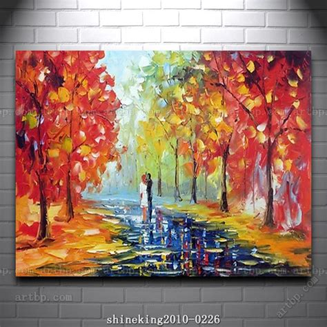 how to get acrylic paint on canvas colorful palette knife painting on canvas modern
