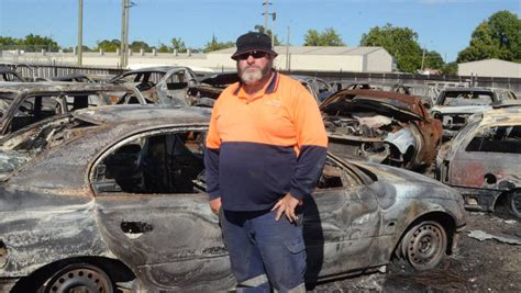Port Macquarie Car Yards car yard goes up in smoke charged animals rescued photos port macquarie news