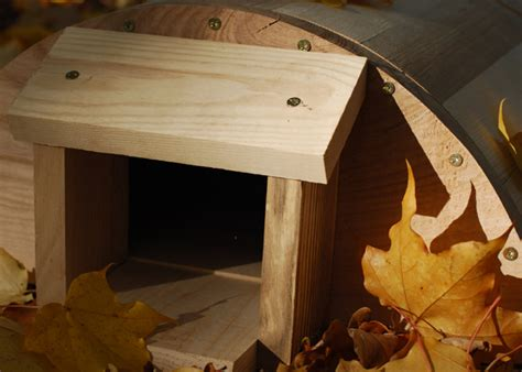 hedgehog houses to buy buy hedgehog house delivery by waitrose garden in