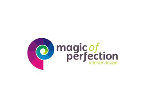 design firm meaning magic of perfection logo design wip gif by utopia