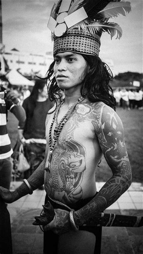 dayak tattoo history 229 best images about war chiefs old warriors on