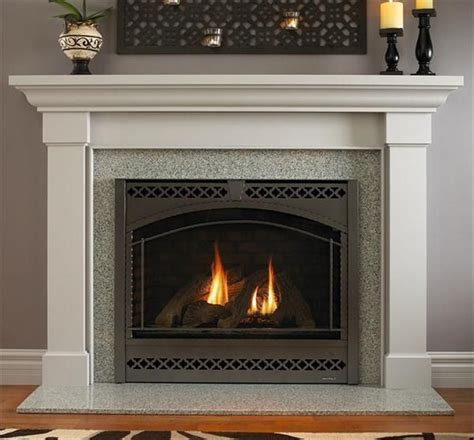 Free Standing Gas Log Fireplace by Gas Fireplace Mantels Gas Fireplace Surrounds Gas
