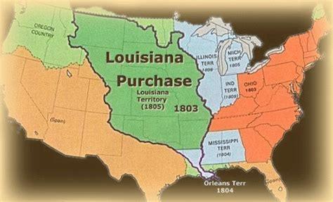louisiana purchase map key the louisiana purchase the louisiana purchase
