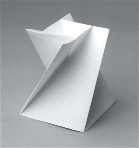 Paper Folding For Designers - el walsh graphic design more paper folding