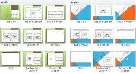 download design layout powerpoint 2010 powerpoint 2010 applying a theme