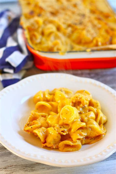 pumpkin macaroni and cheese recipe dishmaps